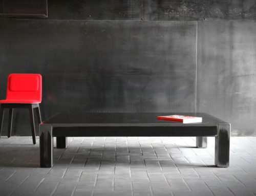 HEAVY TABLE BASSE